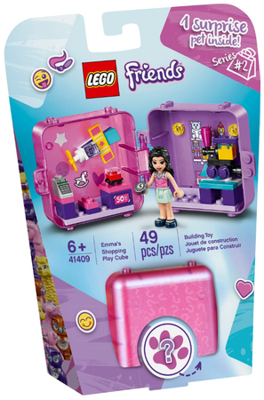 LEGO Friends Emma's Play Cube - Shop 41409