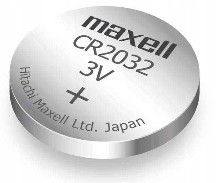 Battery Maxell Lithium CR2032 3V