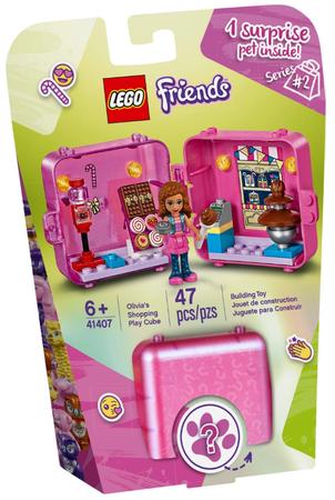 LEGO Friends Kostka Olivii do zabawy w sklep 41407
