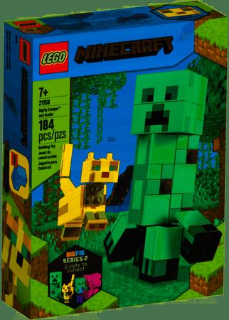 LEGO MINECRAFT BigFig Creeper i Ocelot21156