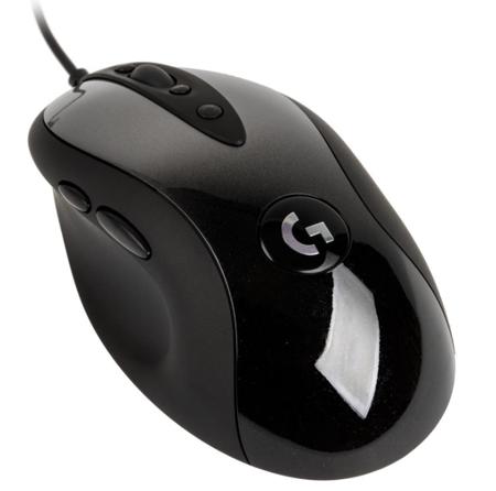 Mysz Logitech MX518