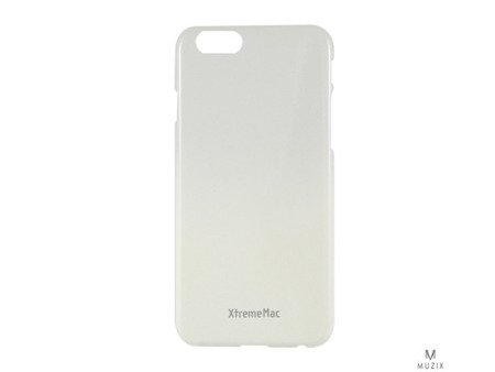 XtremeMac Microshield Fade - etui ochronne do iPhone 6 biało-szare