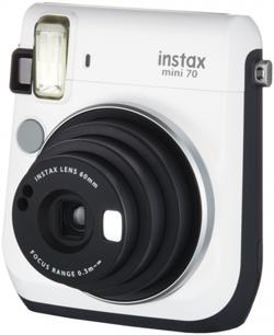 Aparat FujiFilm Instax Mini 70 biały