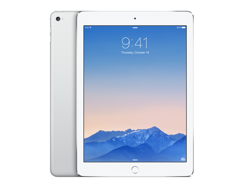 Apple iPad Air 2 16GB Wifi Retina srebrny