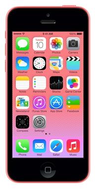 Apple iPhone 5C 16GB różowy