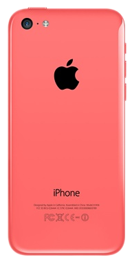 Apple iPhone 5C 16GB różowy