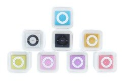 Apple iPod Shuffle 2GB MD777 purpurowy