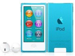 Apple iPod nano 16GB MD477 niebieski