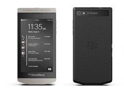BlackBerry Porsche Design P9982 czarny