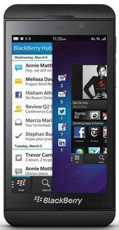 BlackBerry Z10 czarny