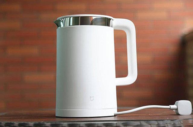 Czajnik elektryczny XIAOMI Xiaomi Mi Smart Kettle 1.5l 1800W biały