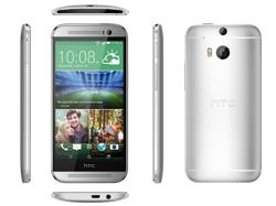 HTC One M8 16GB srebrny