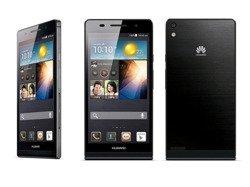 Huawei Ascend P6 czarny