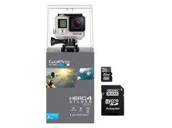 Kamera GoPro Hero 4 Silver Edition Adventure + 32GB