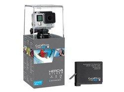 Kamera GoPro Hero 4 Silver Edition Adventure + Bateria AHDBT-401