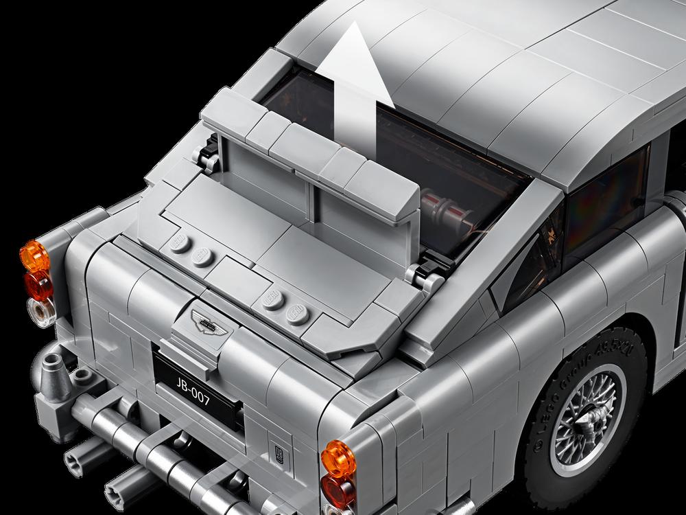 Klocki LEGO CREATOR James Bond™ Aston Martin DB5 10262