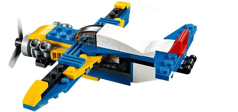 Klocki LEGO Creator - Lekki pojazd terenowy 3w1 - 31087