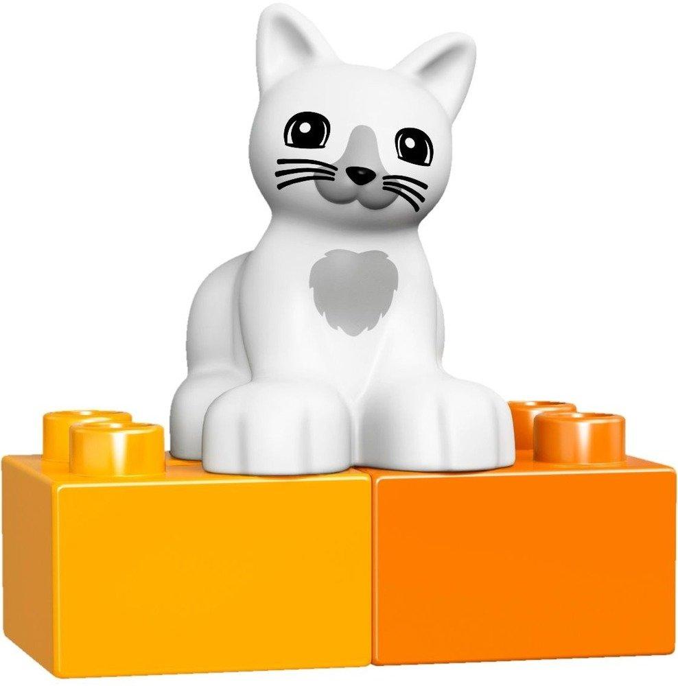Klocki LEGO DUPLO - Zwierzątka domowe  - 10838