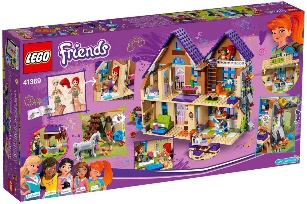 Klocki LEGO Friends Dom Mii - 41369