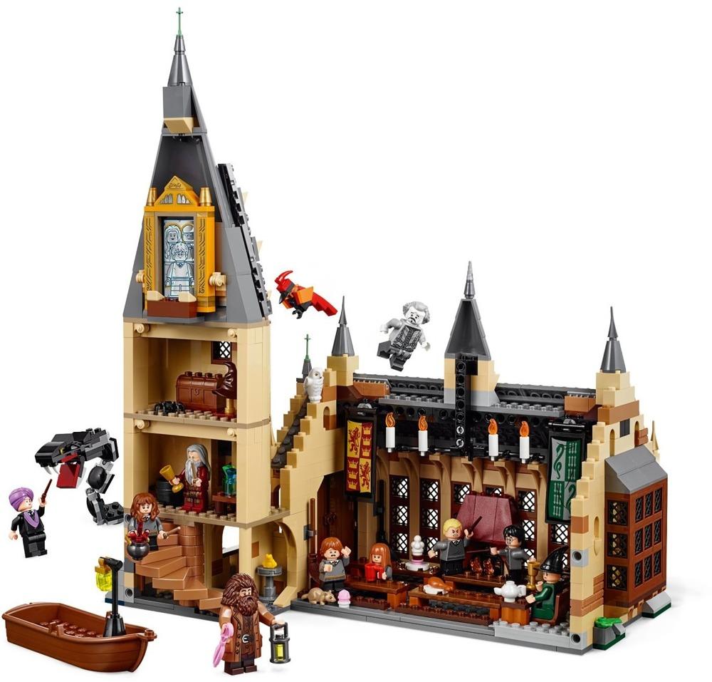 Klocki LEGO Harry Potter - WIELKA SALA W HOGWARCIE - 75954