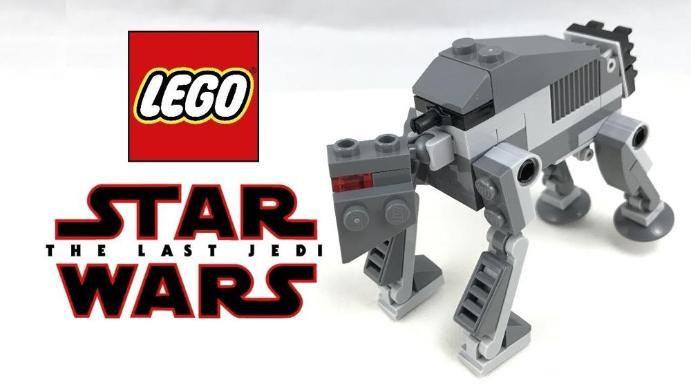 Klocki LEGO STAR WARS - Ciężka Maszyna Krocząca - 30497