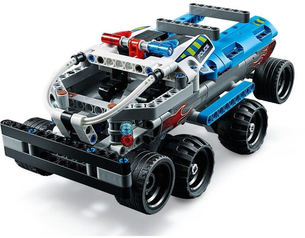 Klocki LEGO TECHNIC Policyjny pościg - 42091