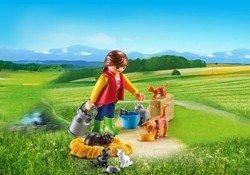 Klocki PLAYMOBIL Country - Rodzina kotów - 6139