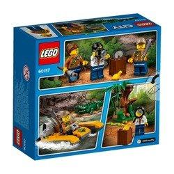 LEGO CITY - Dżungla - zestaw startowy - 60157