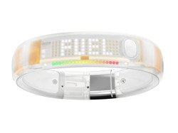 Nike FuelBand ICE M/L biała