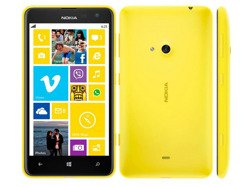 Nokia Lumia 625 żółta