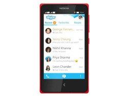 Nokia X Dual SIM czerwona