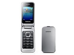 Samsung GT-C3520i srebrny