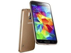 Samsung Galaxy S5 16GB G900F złoty