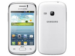 Samsung Galaxy Young Duos GT S6312 biały