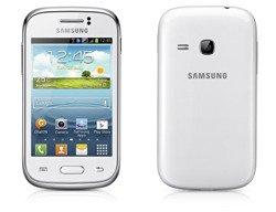 Samsung Galaxy Young GT S6310 biały