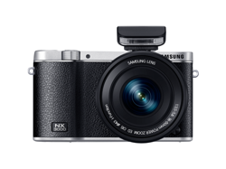 Samsung NX3000 czarny + obiektyw 16-50 mm