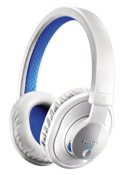 Słuchawki Philips SHB7000 bezprzewodowe białe