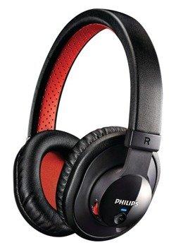 Słuchawki Philips SHB7000 bezprzewodowe czarne