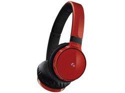 Słuchawki Philips SHB9100 bezprzewodowe czerwone