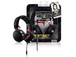 Słuchawki Philips SHO7205BK czarne