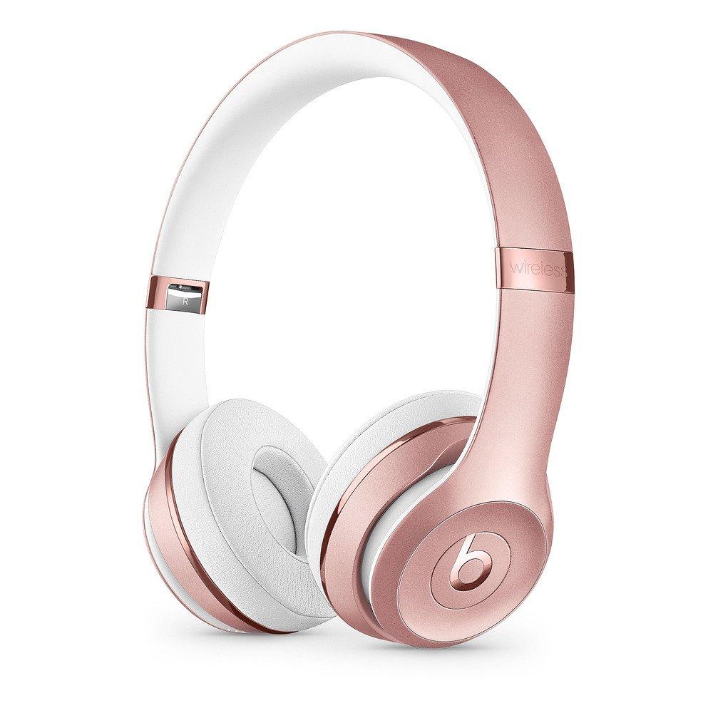 Słuchawki nauszne BEATS BY Dr. DRE Solo3 Wireless - Rose Gold - różowe złoto